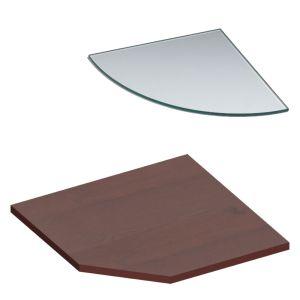 Holz- & Glasböden