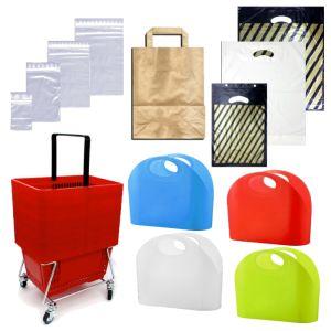 Korb-Taschen-Sets