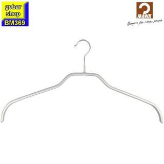 MAWA Kleiderbügel Silhouette 41/F, weiß