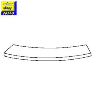VARIUS Taschenablage gebogen für Counter IB 45°