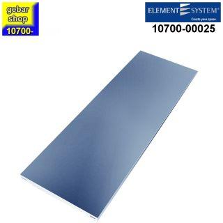 Element System Stahlfachboden 800x300 weißalu