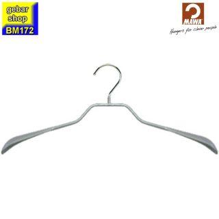 MAWA Metall Kleiderbügel Prestige 40/G, silberfarben