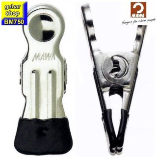 MAWA Universal-Klammer Poly Clip, schwarz