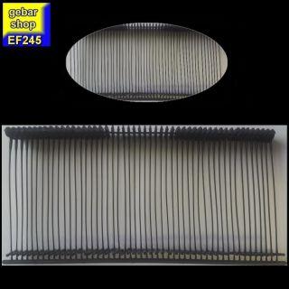 Kunststofffäden STD schwarz L:40mm TagPin 5.000 Stück