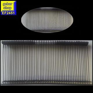 Kunststofffäden STD schwarz L:40mm TagPin 1.000 Stück