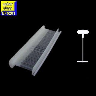 Kunststofffäden fein L:20mm TagPIN 1.000 Stück/Beutel