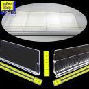 Tego Fachbodenaufteilung Set19 für Boden L100 T57 H7,5