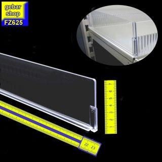 Trennscheibe für Tegometall Regal Fachboden T25 H7,5