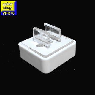Magnethalter 90° für Plakatrahmen DIN A3-A6