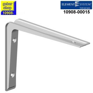 Element System Metall Konsole Alido 190x270 mm weiß