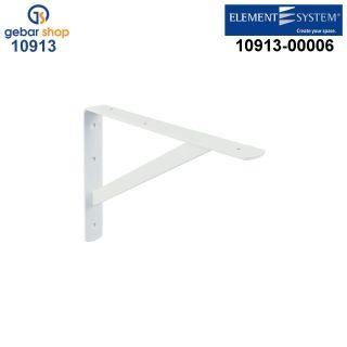 Element System Industriekonsole Samson 210x300 weiß