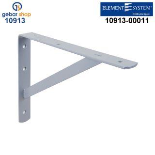 Element System Industriekonsole Samson 270x400 weißalu