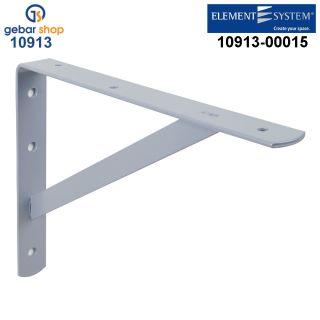 Element System Industriekonsole Samson 330x500 weißalu