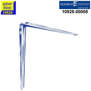 Element System Metall Konsole Ina 150x200 mm weiß
