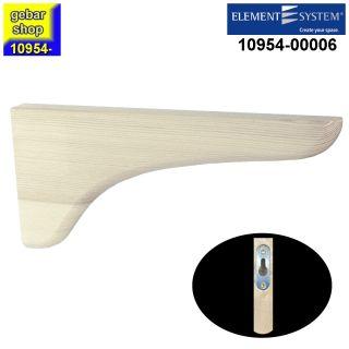 Element System Holzkonsole Taunus 100x235 mm Fichte