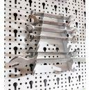 Element System Werkzeug-Aufhängeset 2 Regal 800x400 weiß