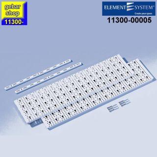 Element System Heimwerker-Grund-Set 800x400 weiß