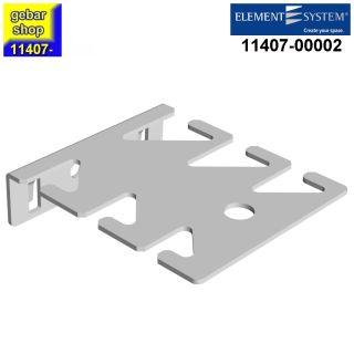 Element System 6x Werkzeughalter 6-fach 63x75 weiß