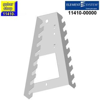 Element System Werkzeughalter 8-fach 133x195 weiß