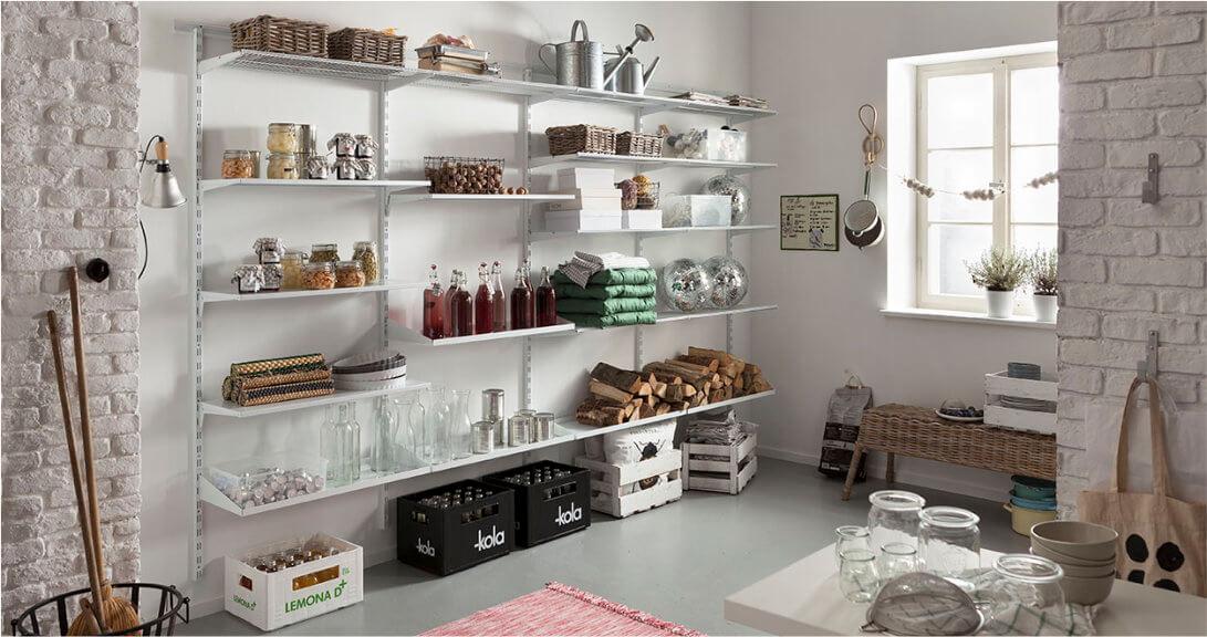 Regale von Element System für Ihre Wohnung