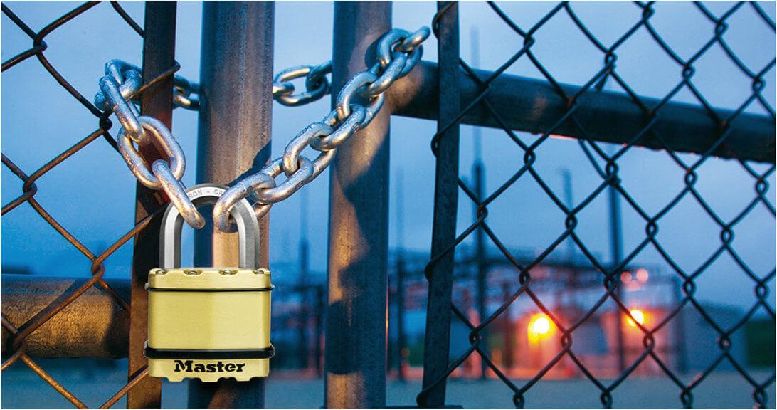 Sicherheit durch Master Lock